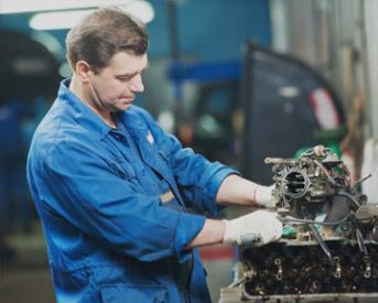 Repair - Jaguar Garage Belfast