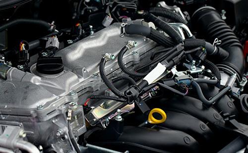 Jaguar Repair - Engine Rebuild
